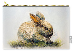 Bunny Carry-all Pouch