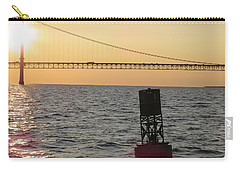 Buoy And Bridge Carry-all Pouch