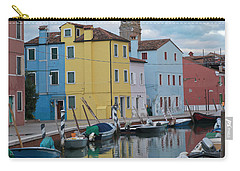 Burano Italian Reflection Carry-all Pouch