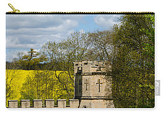 Burghley House Fortifications Carry-all Pouch