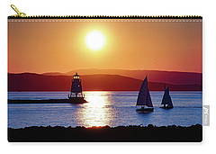 Burlington Breakwater Sunset Carry-all Pouch