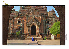 Burma_d2095 Carry-all Pouch by Craig Lovell