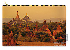 Burma_d2136 Carry-all Pouch by Craig Lovell