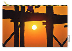 Burma_d807 Carry-all Pouch by Craig Lovell
