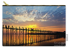 Burma_d819 Carry-all Pouch by Craig Lovell