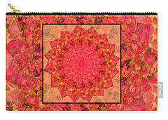 Burning Bush Floral Design  Carry-all Pouch