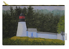 Burnt Island Light Carry-all Pouch