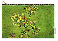 Burst Of Happiness Carry-all Pouch by Judi Bagwell