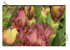 Carry-all Pouch featuring the photograph Bursting In Beauty by Sheila Brown