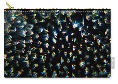 Carry-all Pouch featuring the photograph Bursts by Greg Collins