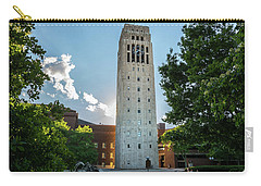 Burton Memorial Tower 2 University Of Michigan  Carry-all Pouch