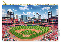 Busch Stadium Section 249 Carry-all Pouch