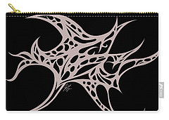 Bushel Of Thorns Carry-all Pouch by Jamie Lynn