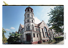 Bushwick Avenue Central Methodist Episcopal Church Carry-all Pouch