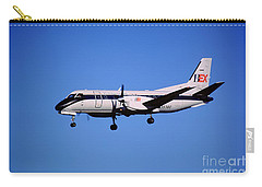 Business Express, Delta Connection, N353be, Bex Saab 340b Carry-all Pouch