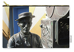 Buster Keaton On Camera Carry-all Pouch