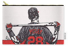 Buster Posey Carry-all Pouch