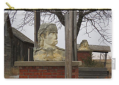Busts In Frontier City Carry-all Pouch