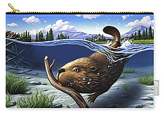 Beaver Carry-All Pouches