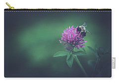 Carry-all Pouch featuring the photograph Busy by Shane Holsclaw