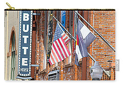 Butte Opera House In Colorado Carry-all Pouch