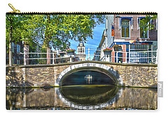 Butter Bridge Delft Carry-all Pouch