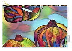 Butterflies For Children 1 Carry-all Pouch