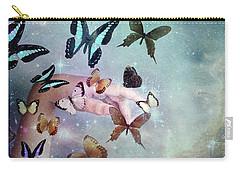 Butterflies Reborn Carry-all Pouch