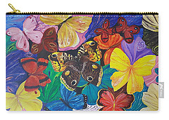 Butterflies 2 Carry-all Pouch
