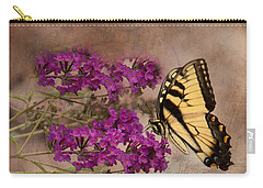 Butterfly , Eastern Tiger Swallowtail Carry-all Pouch