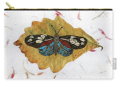 Butterfly #2 Carry-all Pouch