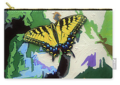 Butterfly #3 Carry-all Pouch