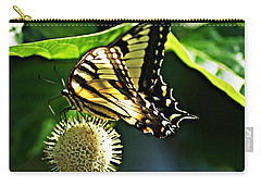 Butterfly 4 Carry-all Pouch by Joe Faherty