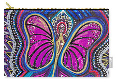 Butterfly Angels Carry-all Pouch
