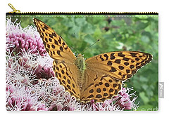 Butterfly Argynnis Paphia  Carry-all Pouch
