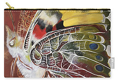 Butterfly Artbox Project 1 Basel Carry-all Pouch