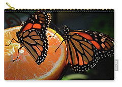 Butterfly Attraction Carry-all Pouch
