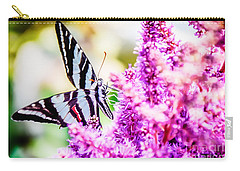 Butterfly Beautiful  Carry-all Pouch