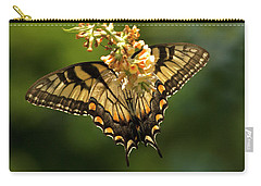 Butterfly Beauty Carry-all Pouch by Elsa Marie Santoro