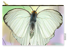 Butterfly, Butterfly Carry-all Pouch by Rosalie Scanlon