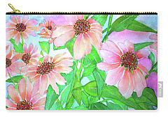 Butterfly Coneflower Carry-all Pouch