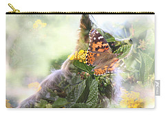 Butterfly Dog Carry-all Pouch