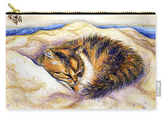 Butterfly Dreams Carry-all Pouch by Retta Stephenson