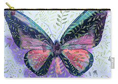 Butterfly Garden Fantasy Carry-all Pouch