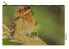 Butterfly Carry-all Pouch by Henri Irizarri