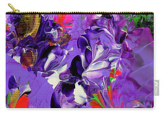Butterfly Island Treasures Carry-all Pouch