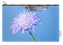 Butterfly Carry-all Pouch by Jaroslaw Grudzinski