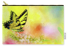 Butterfly Love Carry-all Pouch