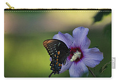 Butterfly Lunch Carry-all Pouch
