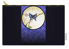 Butterfly Moon Carry-all Pouch